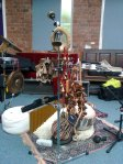 Dave Balen's percussion tree