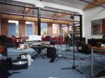 Interplay recording at the Shoe Factory, Rushden